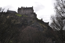 Like I said, an excellent vantage point for a castle.