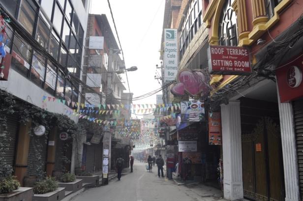 Kathmandu street