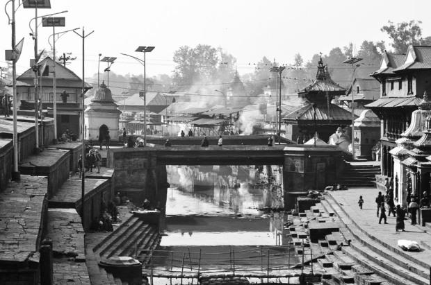 Bagmati River, Pashupati